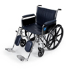 Wheelchairs: Medline - Extra-Wide Wheelchair