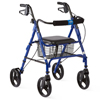 "Samsonite-crutches-walkers: Medline - Rollators with 8"" Wheels"