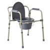bedpans & commodes: Medline - Folding Steel Commode