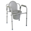 bedpans & commodes: Medline - Seat And Lid, for Commode, MDS89664