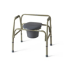 bedpans & commodes: Medline - Extra Wide Steel Bariatric Commode