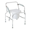 bedpans & commodes: Medline - Steel Drop-Arm Commode