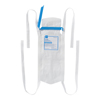 heat and cold therapy: Medline - Bag, Ice, Clamp Close, 4 Ties, White, 5x12""