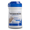 Sani-wipe-products: Nice Pak - Wipe, Sani Hands Alcohol Canister 135-Cn