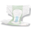 Incontinence Aids Briefs: Medline - Brief, Ultrasoft, Cloth-Like, XXL, 60-69, 48 cs