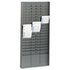 Steelmaster-products: STEELMASTER® by MMF Industries™ Time Card Rack