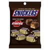 M & M Mars Snickers Miniatures Peg Pack BFV MMM01502