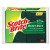 cleaning chemicals, brushes, hand wipers, sponges, squeegees: Scotch-Brite™ Heavy-Duty Scrub Sponge