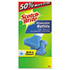 Stearns-packaging-bowl-cleaners: Scotch-Brite™ Disposable Toilet Scrubber Refill