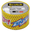Scotch-masking-tape: Scotch® Expressions Washi Tape