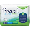 Incontinence Aids Briefs: First Quality - Nu Fit Adult Brief Large 45in -58in Latex-Free