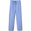 Scrubs-products: White Swan - Fundamentals Unisex Drawstring Scrub Pants, Ceil Blue, Large