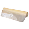 Colonial Bag Trash Liner Clear 10 Gallon 24 X 24 Inch, 50EA/RL 20RL/CS MON 24444100