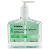McKesson Hand Sanitizer with Aloe 8 oz. Ethanol Pump Bottle, 24EA/CS MON 27332704