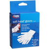Safety-zone-cotton-gloves: Apex-Carex - Infection Control Glove Soft Hands® NonSterile Powder Free Cotton Fully Textured White X-Large Hand Specific, 2EA/PR 6PR/CS