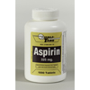 first aid medicine and pain relief: McKesson - Aspirin Tablets 325 mg, 1000EA per Bottle