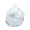 Saalfeld Redistribution Trash Bag Clear 7 to 10 Gallon 24 X 24 Inch, 1000EA/CS MON 42424100