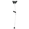 canes & crutches: Mobilegs - Underarm Crutch Mobilegs® Ultra Aluminum Adult 300 lbs.