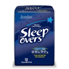 incontinence aids: First Quality - Protective Underwear Pull On Sleep Overs® 45-65 lbs. Small / Medium, 15EA/PK 4PK/CS