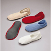 slippers: Posey - Slippers Adult Small White Below the Ankle