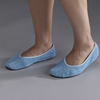 slippers: Posey - Slippers Posey® Adult Medium Blue Below the Ankle