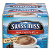 hot chocolate: Conagra Foods - Swiss Miss® Hot Cocoa Mix, 50 Packets/BX, 6 Boxes/CS