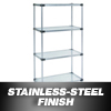 Nexel Industries Steel Shelving Starter Unit NEX 24367SS