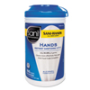 Sani-wipe-products: Sani-Hands® with Tencel® Sanitizing Wipes