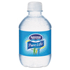 Juice and Spring Water: Nestle Pure Life Purified Water