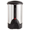 Coffee Makers, Brewers & Filters: Coffee Pro 50-Cup Percolating Urn