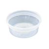 plastic containers: Pactiv - DELItainer Microwavable Container Combo