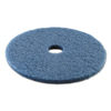 Floor Care Equipment: Medium-Duty Blue Scour Pad