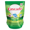 dishwashing detergent and dishwasher detergent: Procter & Gamble - Cascade® 2in1 ActionPacs® Automatic Dishwasher Detergent