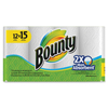 Kitchen Paper Towels: Bounty® Perforated Towel Roll