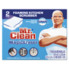 mr. clean magic eraser: Procter & Gamble - Mr. Clean Magic Eraser Kitchen Scrubber