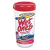 Stoko-sanitizing-hand-wipes: Wet Ones® Antibacterial Moist Towelettes