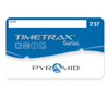Pyramid TimeTrax EZ Swipe Cards #51-100 Pioximity Badges, Electronic Reference Device PMD 41304
