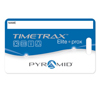 Pyramid TimeTrax Proximity Badges for Model TTPROXEK PMD 42454
