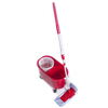 System-clean-dust-mops: Boss Cleaning Equipment - ProSpin Advanced Flat Microfiber Mop System