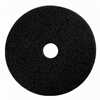 Floor Care Equipment: Boss Cleaning Equipment - Black Stripping Pads