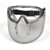 eye protection: Pyramex Safety Products - Capstone® Shield Goggle Combo with Clear Lens
