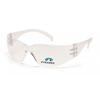 eye protection: Pyramex Safety Products - Intruder® Eyewear Clear + 1.5 Lens with Clear Frame