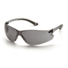 eye protection: Pyramex Safety Products - Itek® Eyewear Gray Lens with Gray Temples