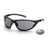 eye protection: Pyramex Safety Products - PMXCITE™ Eyewear Polarized Lens with Black Frame