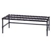 wire shelving: Quantum Storage Systems - Modular Dunnage Unit - Endurance Finish