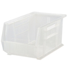 Quantum Storage Systems Clear Ultra Series Bins QNT QUS233CL