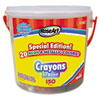 Sky-products: RoseArt® Crayons Classic Colors Bucket