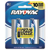 d batteries: Rayovac® Mercury Free Alkaline Batteries