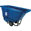 trucks: Rubbermaid Commercial - Rotomolded Recycling Tilt Truck