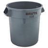 Safco-round-containers: Rubbermaid Commercial - Brute® Round Container